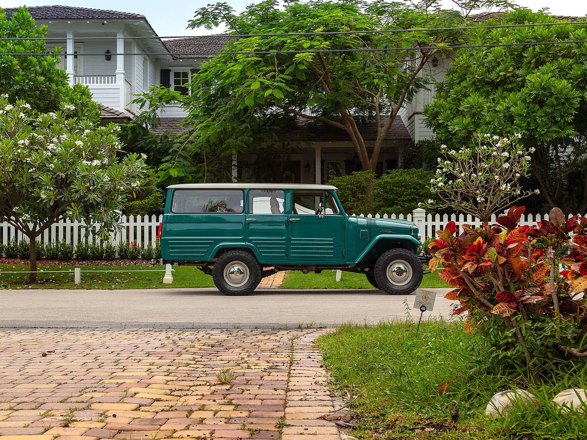 the fj company custom built for today\u0027s driver1969 Toyota Land Cruiser Craigslist #7