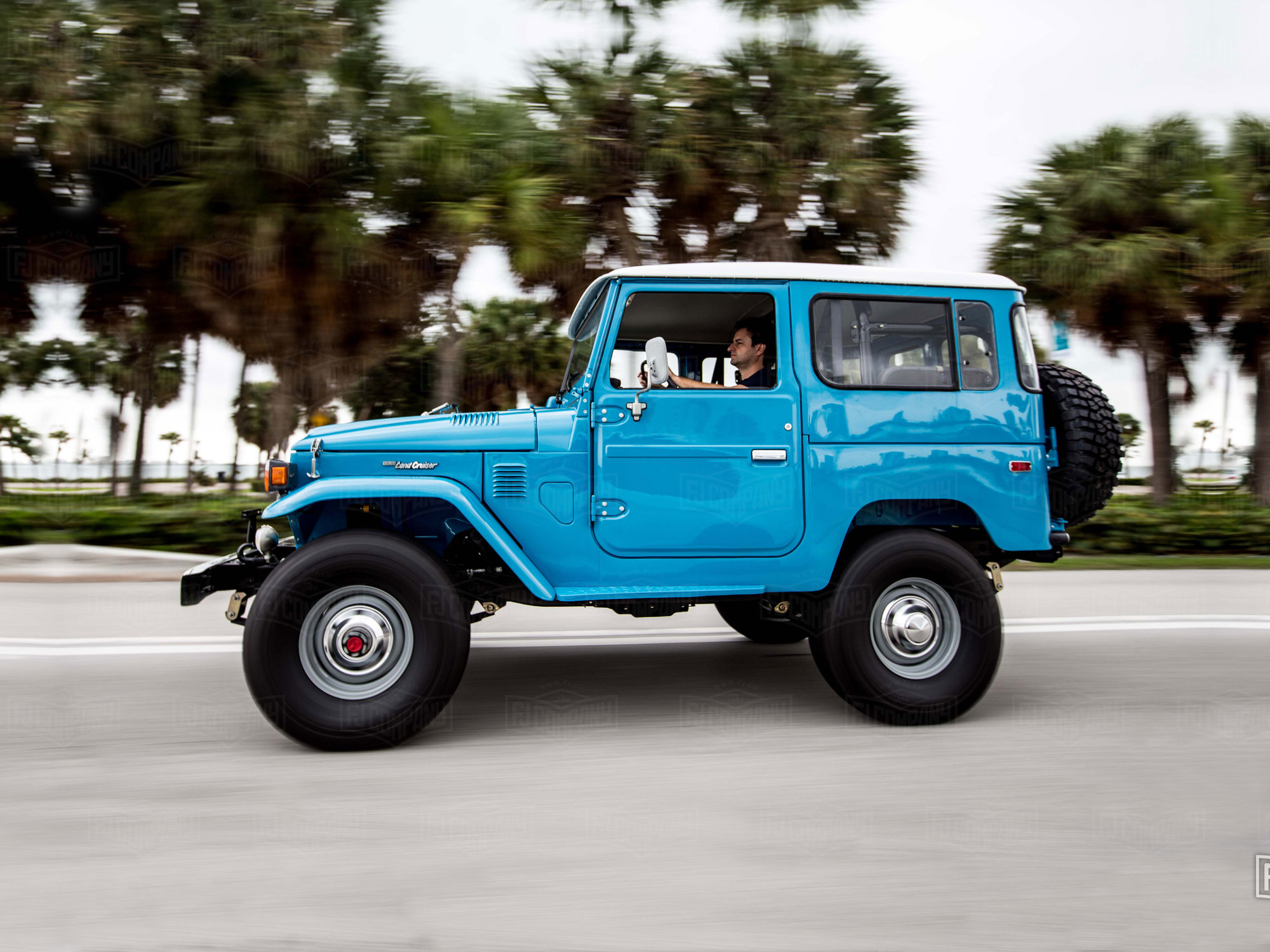 Toyota Fj Cruzer >> Toyota FJ40 for Sale - The FJ Company - Land Cruiser Restoration