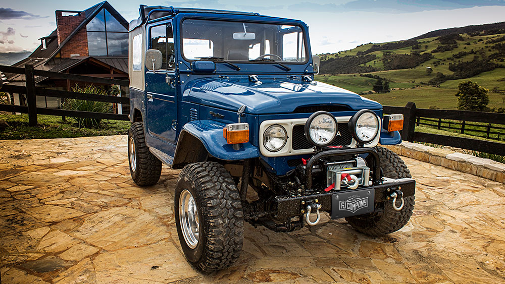 Customizing A Toyota Fj Land Cruiser Where To Begin Your Project