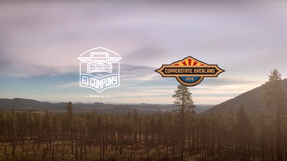 Experience the Copperstate Overland