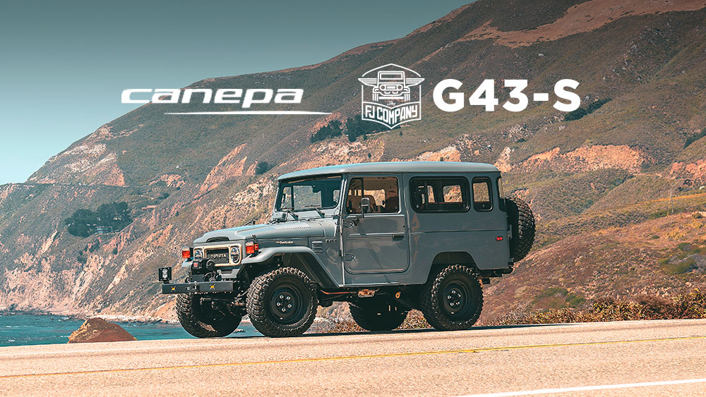 Our Exclusive California Dealer: Canepa